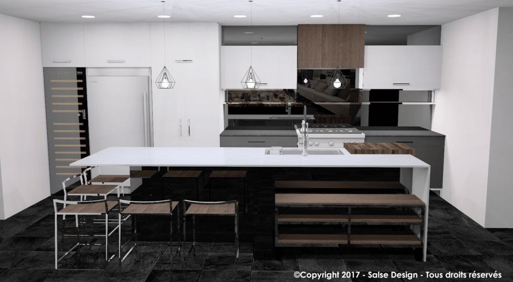 Salse designer cuisiniste montreal salse design for Cuisiniste designer