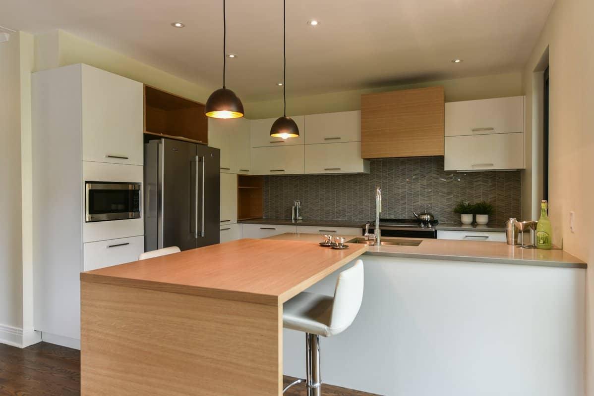 La philosophie de nos designers cuisinistes est votre bien for Ecole de design interieur montreal
